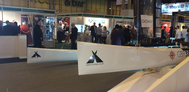 IComps at the Composites Engineering Show 2015